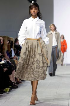 Fashion Michael Kors Spring 2016 - NYFW Spring 16: The Michael Kors Spring 2016 collection is modeled during Fashion Week in New York, Wednesday, Sept. 16, 2015.