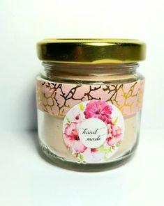 BEAUTICIAN.TS   Breslo Mason Jars, Handmade, Exfoliating Scrub, Hand Made, Mason Jar, Glass Jars, Handarbeit, Jars