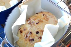 Simply So Good: Cranberry Orange Almond Artisan Bread and a post to gather your favorite Artisan Bread creations Cast Iron Bread, Cast Iron Cooking, No Knead Bread, Yeast Bread, Bread Recipes, Cooking Recipes, Cranberry Orange Bread, Joy Of Cooking, Allergy Free Recipes