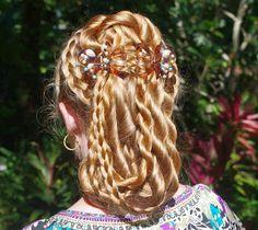 Braids & Hairstyles for Super Long Hair . Braids & Hairstyles for Super Long Hair Vintage Hairstyles For Long Hair, Hairdo For Long Hair, Up Hairstyles, Braided Hairstyles, Wedding Hairstyles, Quinceanera Hairstyles, Wedding Updo, Braided Updo, Short Hair