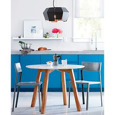 industry chair in dining chairs, barstools | CB2
