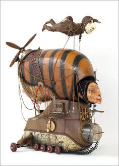 Recogedor: Catherine Sorin Dolls - Arte