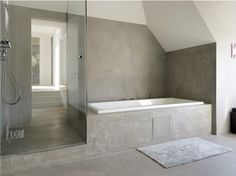 MORTEX Wall/floor tiles Mortex Collection by BEAL International