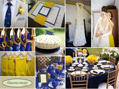 Royal Blue and Gold Wedding Ideas . Royal Blue and Gold Wedding Ideas . Royal Blue and Gold Baby Shower Pale Yellow Weddings, Mustard Yellow Wedding, Engagement Invitation Message, Wedding Color Schemes, Wedding Colors, Gold Wedding, Dream Wedding, Starry Night Wedding, Royal Blue And Gold