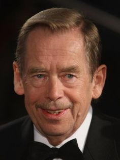 Former Czech President Vaclav Havel Former Czech president and hero of the Velvet Revolution Vaclav Havel, who steered his country to independence from Soviet rule in 1989, died on Sunday 18th December 2010, at the age of 75. R.I.P