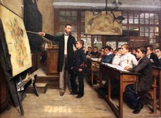 """In France, children were taught in school not to forget the lost regions of Alsace-Lorraine, which were coloured in black on maps."" The Black Stain, Albert Bettannier, 1887."