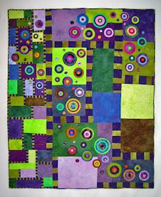 Cathy Tomm Quilts: Dyeing Fabric