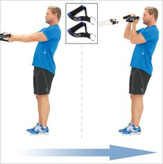 biceps curls with resistance bands  forearm workout