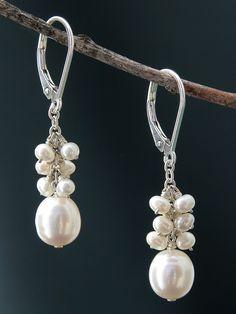 Amazing Handmade Jewelry Ideas : Handmade Jewelry For Your Wedding Day
