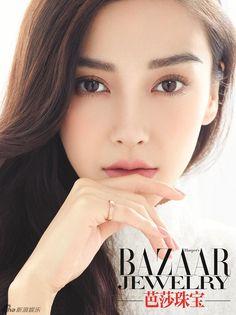 Classify Chinese Model, Actor and Singer - Angelababy Bridal Hair And Makeup, Bride Makeup, Wedding Makeup, Day Makeup, Makeup Looks, Photoshoot Makeup, Angelababy, Braut Make-up, Asian Makeup
