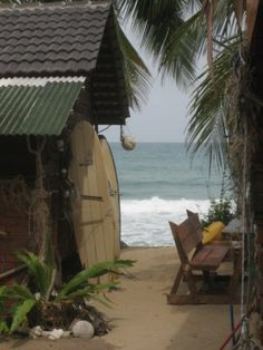 Surf Shack - Research for future project