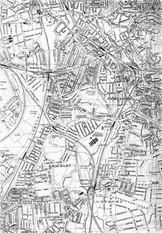 A history of south-east London suburbs, in images and words, brought to you by the area's local studies and archives collections. London Map, London Places, South London, Crofton Park, Local Studies, Images And Words, Old Maps, Ideal Home, City Photo