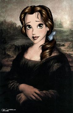 Mona Lisa Belle
