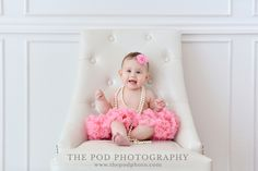 Pretty in Pink Tutu Baby Girl Photos Photography Photos, Family Photography, Cake Smash Pictures, Birthday Cake Smash, Baby Girl Photos, Pink Tutu, Baby Portraits, Celebrity Babies, Newborn Pictures