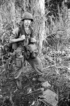 Short Range Ambush Platoon (SRAP) soldier