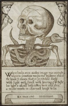 Thomas Fella, A booke of diverse devices and sorts of pictures with the alphabets of letters …  (c.1585-1622)