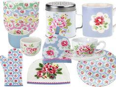 Cath Kidston kitchen florals