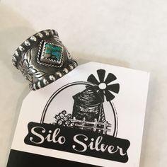 Cute Jewelry, Turquoise Jewelry, Jewelry Rings, Jewlery, Jewelry Accessories, Western Rings, Western Jewelry, Cowgirl Bling, Silver Work