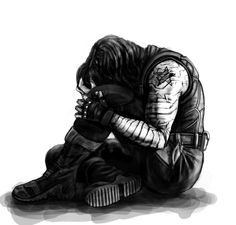 Loneliness plagues The Winter Soldier aka Bucky Barnes