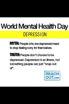 World Mental Health Day Tumblr