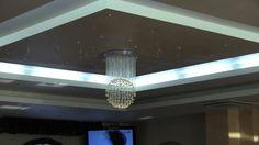 Oświetlenie dekoracyjne w restauracji