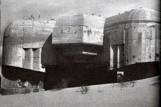 !Virillio! 1958 The frightening beauty of the bunker