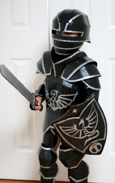 Black Knight Costume | Flickr - Photo Sharing!