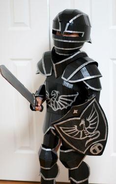 Black Knight Costume   Flickr - Photo Sharing!