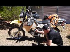 Murray's DRZ400E - YouTube Youtube, Youtubers, Youtube Movies