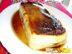 Siguiendo a Nenalinda: Flan de Manzana en el Microondas paso a paso...