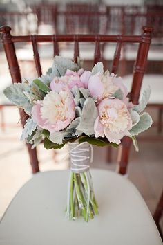 I love the Light Pink Blush/ Ivory/ & Mint Leaves. So Dainty and Precious.