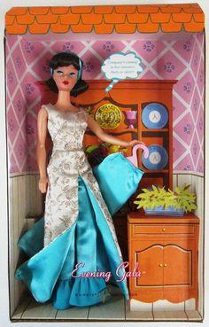 Evening Gala Barbie Doll (Gold Label) (NEW) #Barbie