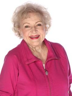 Betty White, one of my all time faves!