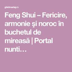 Feng Shui – Fericire, armonie şi noroc în buchetul de mireasă | Portal nunti…