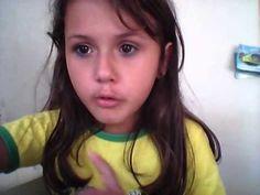 Garotinha extressada - YouTube