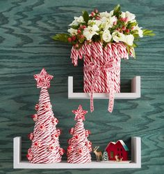 Make Your Home Merry and Bright with These DIY Christmas Decorations