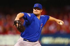 #MLB: Toque sorpresa de Jon Lester en la 12da dejó en el terreno a Marineros