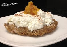 """Mash & Mix Pumpkin Spiced Apple Oatmeal Cookie 