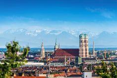 Alpenblick /updated von davis j. engel