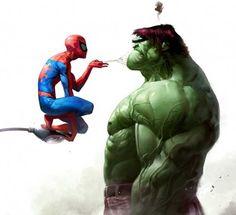 As incríveis ilustrações de Christian Nauck