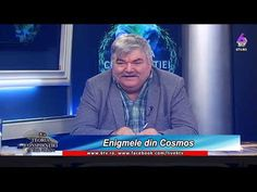 ENIGMELE DIN COSMOS! - TEORIA CONSPIRAȚIEI CU GEN. DR. EMIL STRĂINU Cosmos, Facebook, Youtube, Youtubers, Space, Youtube Movies, Outer Space