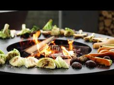Giardina 2018: Feuerrring GmbH stellt sich vor - YouTube Sushi, Japanese, Ethnic Recipes, Youtube, Food, Contemporary Fire Pits, Fire Ring, Food Food, Japanese Language