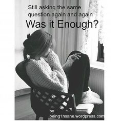 New poem Is up! Check it out :) #blogging #poem #bullying #wasitenough #followforfollow #blogger