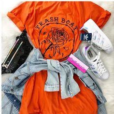 Trash Boat Floral Casual Dress - Orange Fashion girls, party dresses long dress for short Women, casual summer outfit ideas, party dresses Fashion Trends, Latest Fashion # Teenage Outfits, Teen Fashion Outfits, Outfits For Teens, Girl Outfits, Fashion Fashion, Fashion Black, Fashion Ideas, Vintage Fashion, Spring Outfits