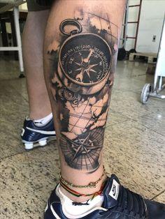 Tatuajes En La Pierna Para Hombres Con Los Mejores Disenos Amazing