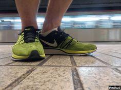 Nike Flyknit Trainer - Volt.
