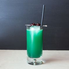 China isn't a big cocktail culture, but that doesn't mean you can't have a cocktail celebrating it anyway.