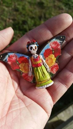 art mexicano 46 Best Ideas For Art Mexicano Folk Dia De Mexico Day Of The Dead, Day Of The Dead Skull, Mexico Art, Mexican Folk Art, Mexican Crafts, Skull And Bones, Skull Art, Art Dolls, Biscuit