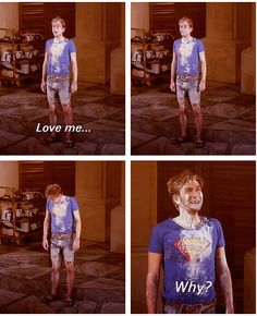 David Tennant as Benedick in Much Ado About Nothing he is adorable