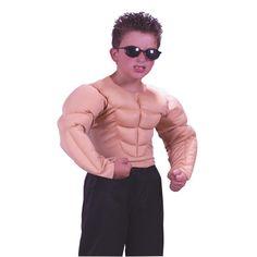 Muscle Shirt Boys Halloween Costume